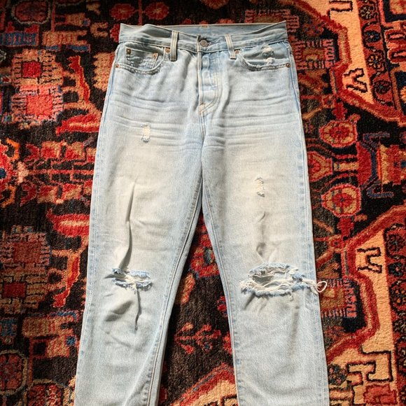Levi's Wedgie Jeans, size 26
